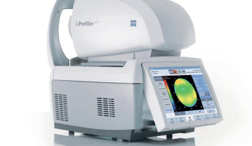 AUTOREFRATTOMETRO I.PROFILER®PLUS ZEISS